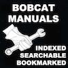 Thumbnail Bobcat S250 Turbo S300 Turbo Parts Manual