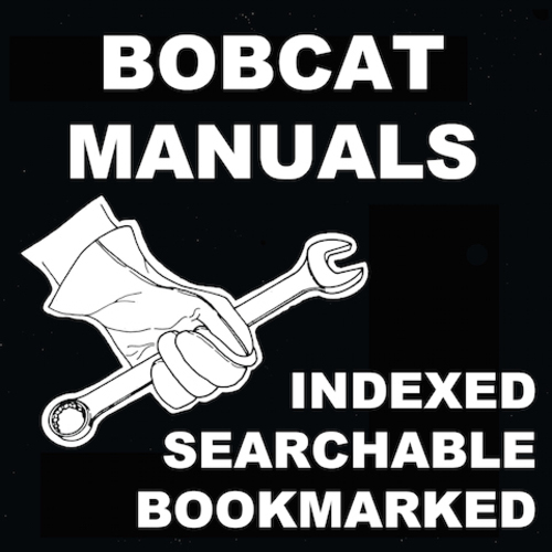Product picture Bobcat T250 Turbo and High Flow Service Manual 6902724 2-06